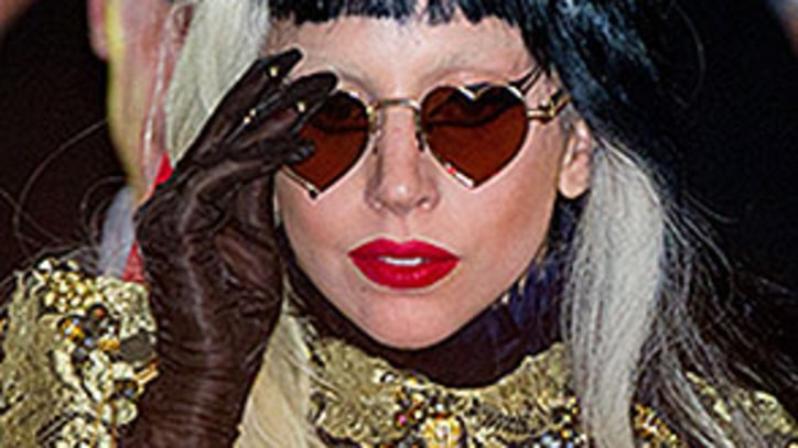 Lady Gaga Declares Herself 'Librarian of Glam Culture'