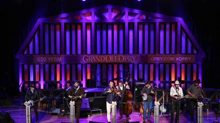 Grand Ole Opry Celebrates 90th Anniversary