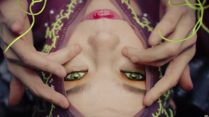 Watch Bjork's 'Moving Album Cover' for 'Family'