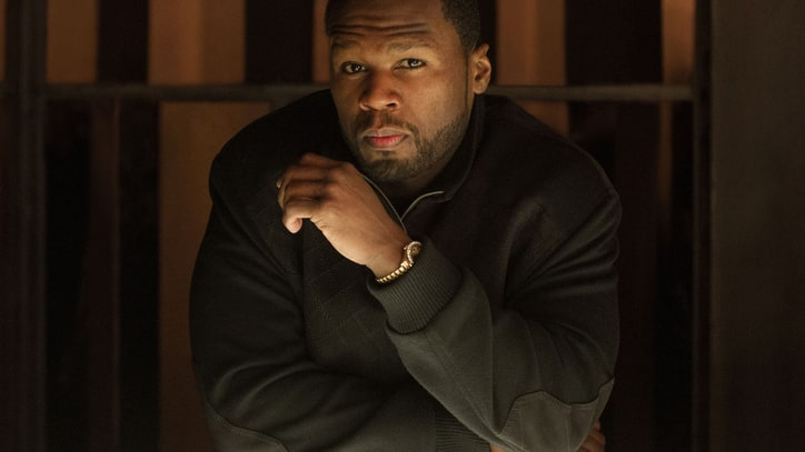 Fight the 'Power': 50 Cent on His New Cable TV Drama