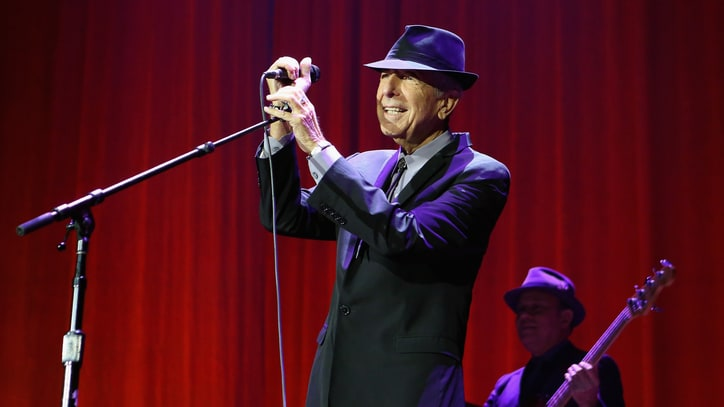 Leonard Cohen Live Album 'Can't Forget' to Feature Two New Songs