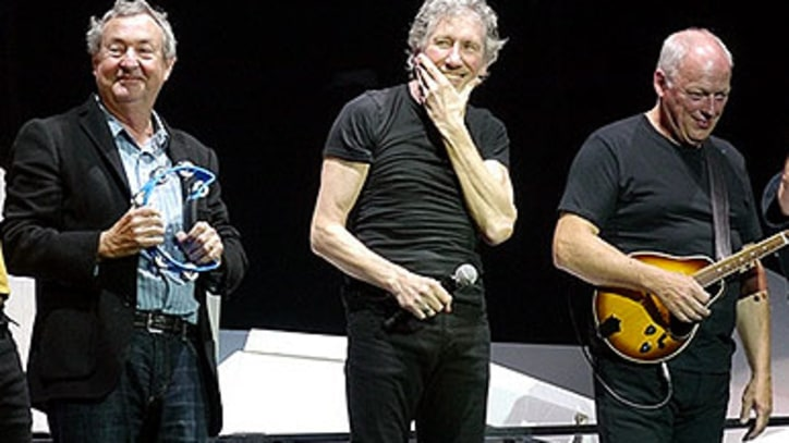 Pink Floyd Reunite at Roger Waters Show in London