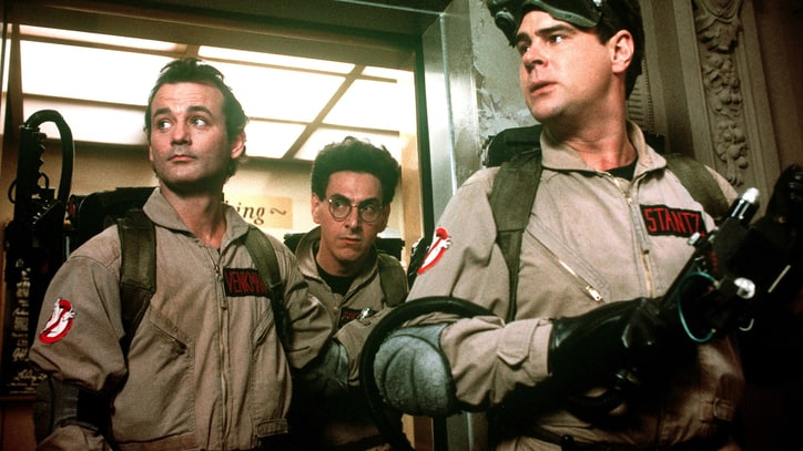 'Ghostbusters' to Get Theatrical Re-Release This Summer