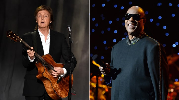 Paul McCartney, Stevie Wonder, Fall Out Boy To Induct Hall of Famers