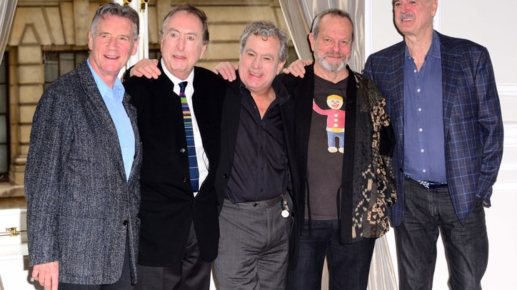 Monty Python Release Cheeky 'Unofficial England Football Anthem'