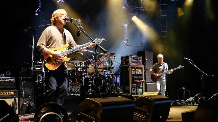 Phish Announce Summer Tour, Magnaball Festival