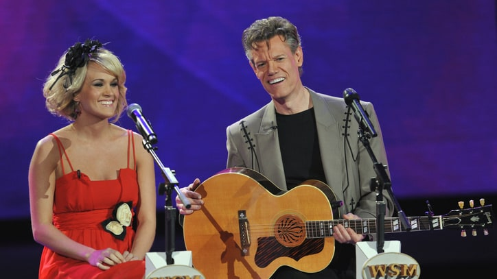 Flashback: Watch Carrie Underwood and Randy Travis Duet on 'Idol'