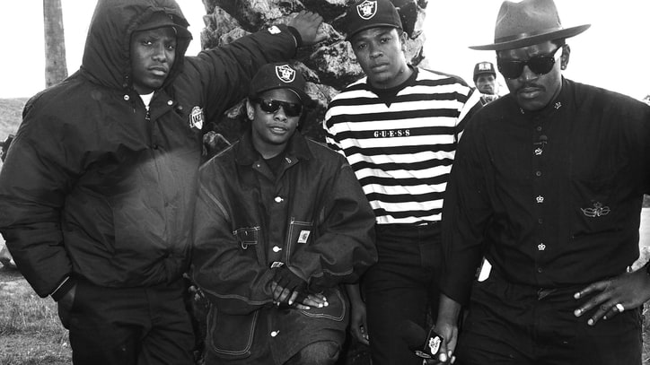 N.W.A Biopic Casts Dr. Dre, Eazy-E for 'Straight Outta Compton'