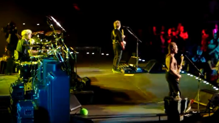 Flashback: The Police Take a Last Bow on Their Reunion Tour