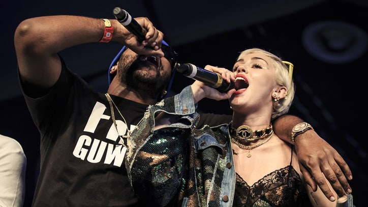 Miley Cyrus Stuns SXSW With Surprise Performance at Mike Will Made It's Set