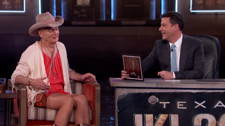 Bill Murray Weighs in on 'Blurred Lines' at SXSW 'Kimmel'