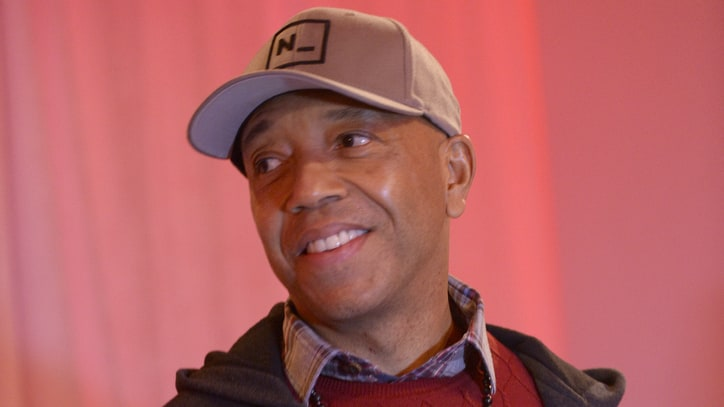 Russell Simmons Is Ready to Bring Rap to Broadway