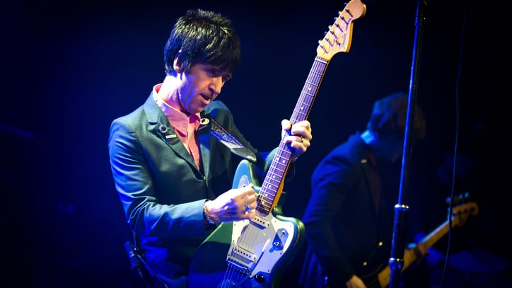 Johnny Marr Preps Autobiography for 2016: 'The Time Has Come'