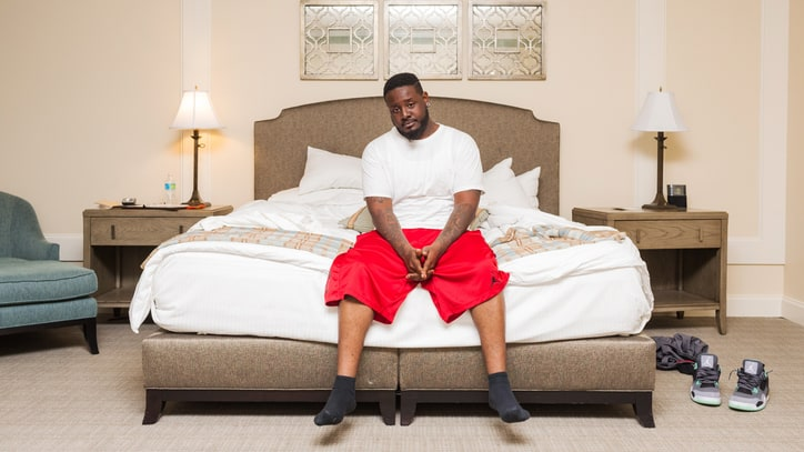 SXSW 2015: See How T-Pain Spent the Day of His Triumphant Return