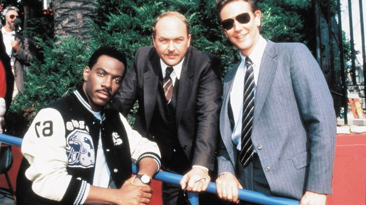 Eddie Murphy Will Be Back in Detroit for 'Beverly Hills Cop 4'
