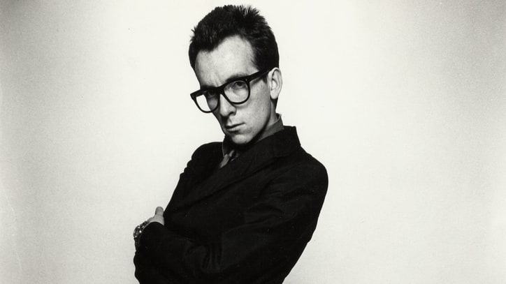 Elvis Costello Penning Memoir 'Unfaithful Music & Disappearing Ink'