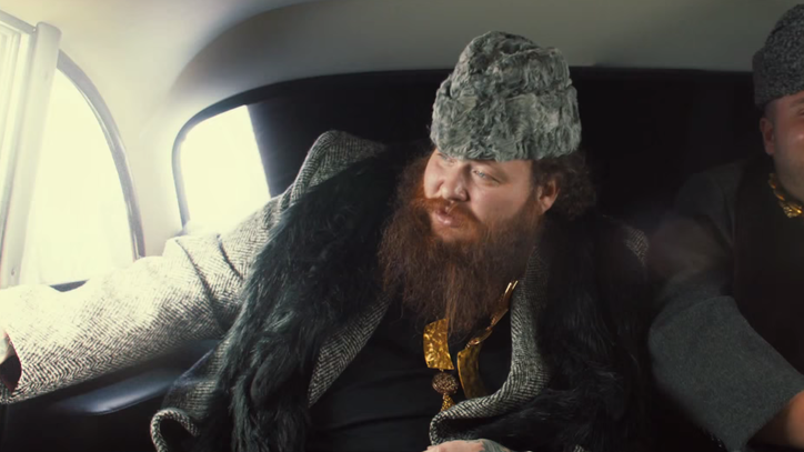 See Action Bronson Parody 'Coming to America' in New Video