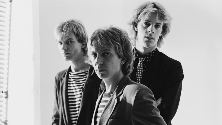 Andy Summers on the Police: 'We Were the Most Desirable Men in the World'