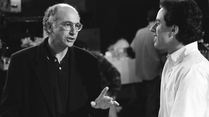 Yada, Yada, Yada: Larry David Looks Back at 25 Years of 'Seinfeld'