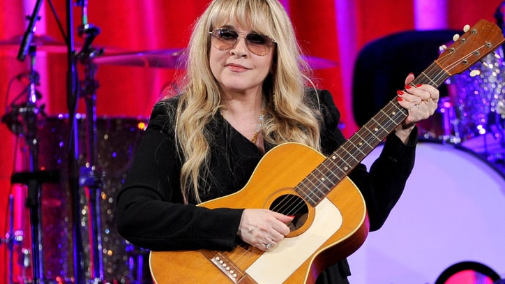 Stevie Nicks Joins 'The Voice' as Adam Levine's Advisor