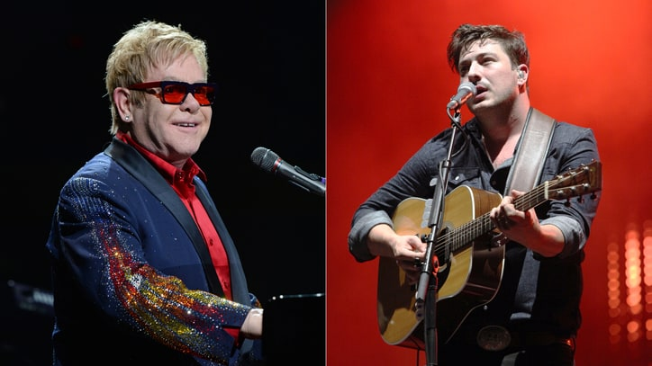 Elton John, Mumford & Sons, Black Keys to Headline Outside Lands 2015