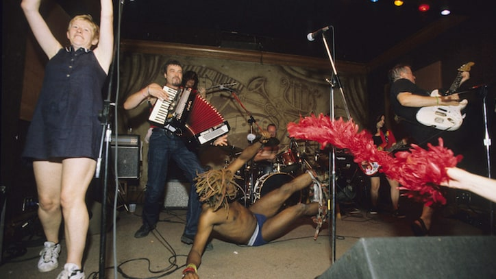 Fear, Whiskey and Punk Rock: The Story Behind the Kick-Ass Mekons Doc