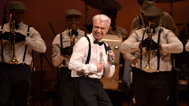 Cee Lo, Roots Honor David Byrne at All-Star Carnegie Hall Tribute