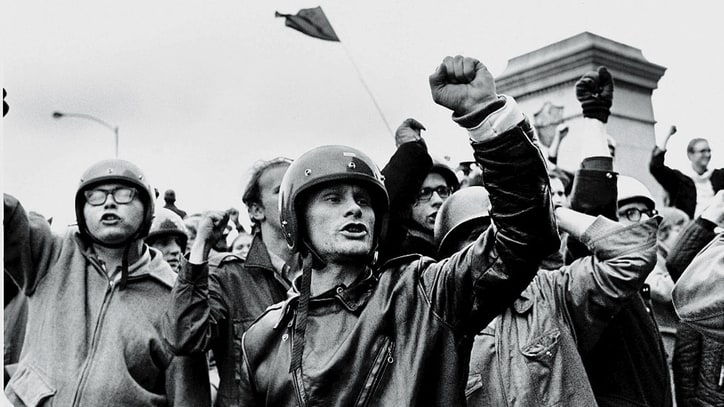 The Secret and Violent History of Sixties Underground Radicals