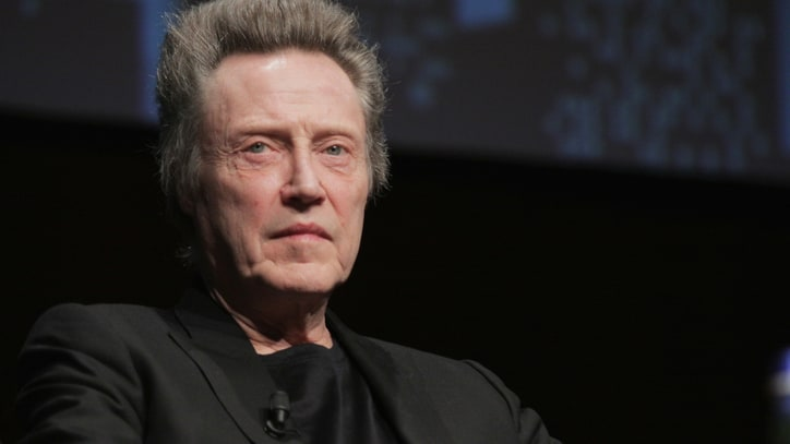 Christopher Walken Cast as Captain Hook in NBC's 'Peter Pan'