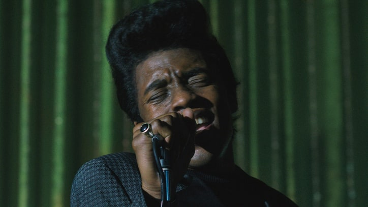 Watch a Dynamite New Trailer for the James Brown Biopic 'Get on Up'