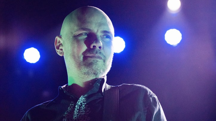 Billy Corgan: Smashing Pumpkins' Future 'Is Kind of Murky'