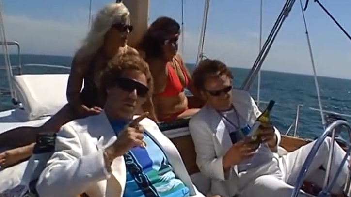Flashback: The Unedited 'Boats 'N Hoes' Video From 'Step Brothers'