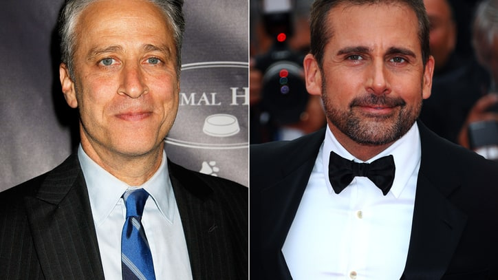 Jon Stewart, Steve Carell Films to Premiere at Toronto Film Festival