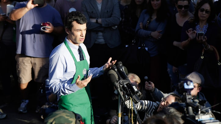 Nathan Fielder Talks 'Dumb Starbucks' And Pranking Instagram