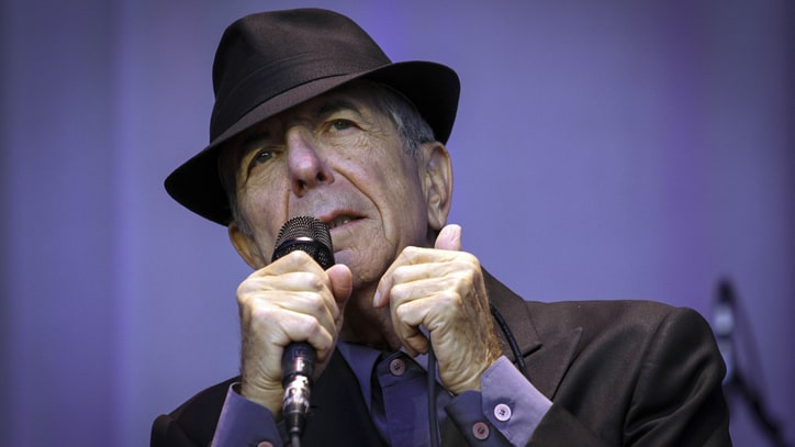 Hear Leonard Cohen Cover George Jones' 'Choices' at a Stunning Soundcheck