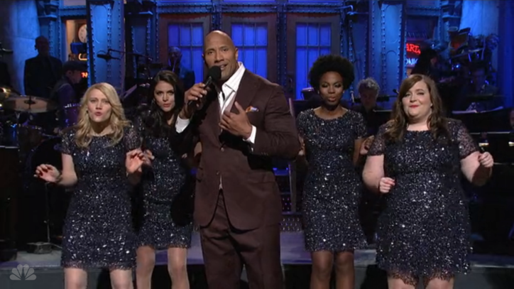 The Rock on 'SNL': 3 Sketches You Have to See
