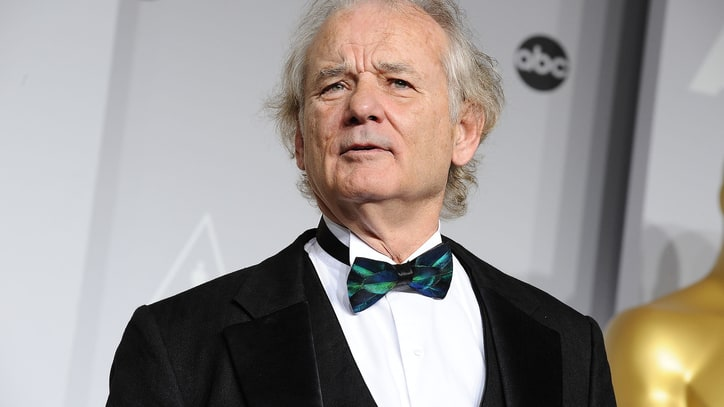Bill Murray Turns Up at Fan's Ice Cream Social