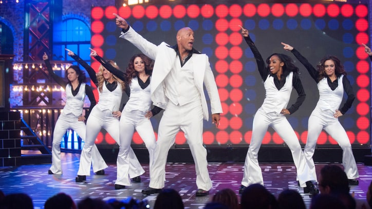 Celebrity Breath Match: On the Set of TV's New 'Lip Sync Battle'