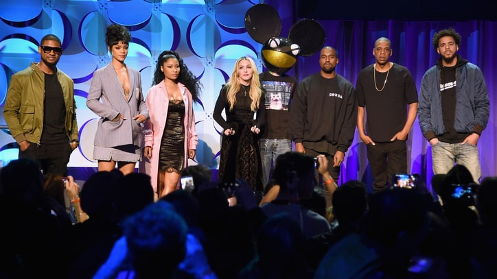 Music Megastars Team Up to Launch Streaming Service Tidal