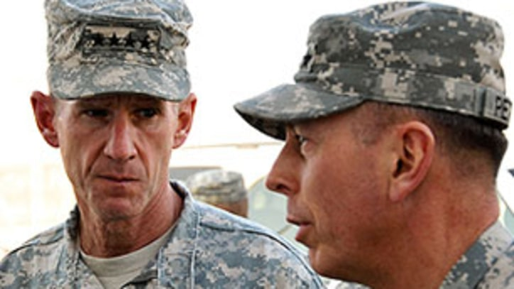 Replacing McChrystal: Can Petraeus Win the War?