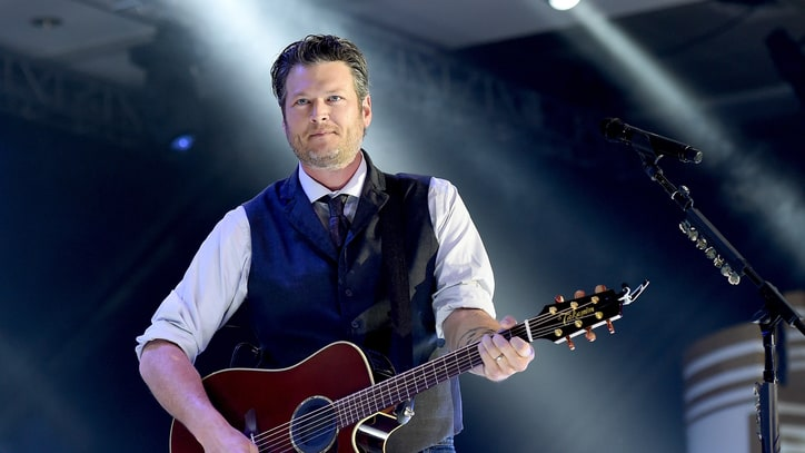 Watch Blake Shelton's Steamy New Video for 'Sangria'