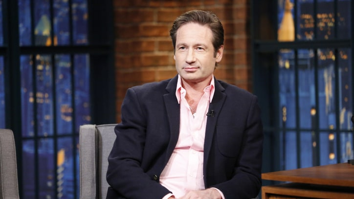 Hear David Duchovny's Moody Alt-Rock From Debut Album