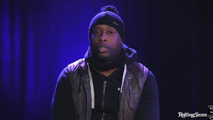 Talib Kweli on Pot Legalization: 'We Live in a Marijuana Culture'