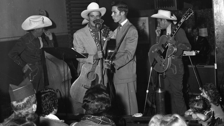 Ernest Tubb's 'Midnite Jamboree' Hits Pause