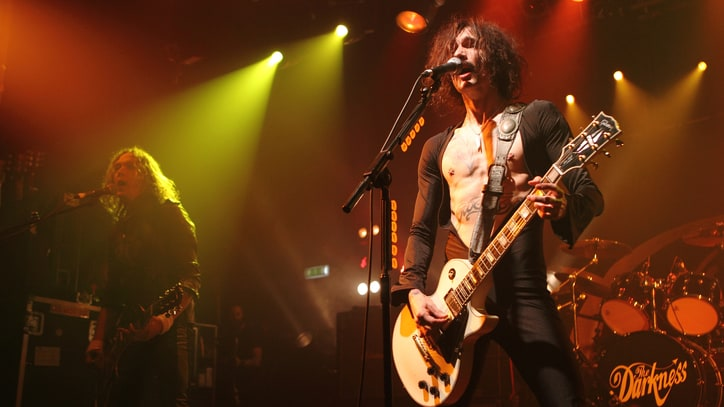 The Darkness Prepare for Battle With New Album of 'Genitalia Rock'