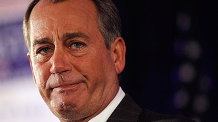 The Crying Shame of John Boehner