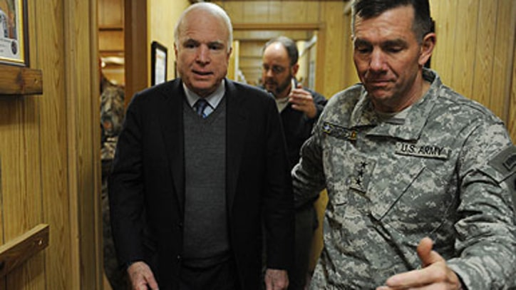 Another Runaway General: Army Deploys Psy-Ops on U.S. Senators