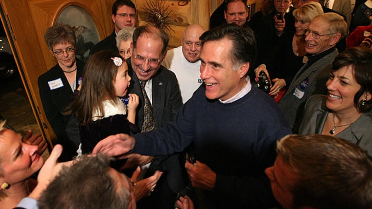 Mitt Romney: The Huckster