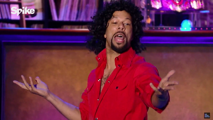 Watch Common Channel 1980s-Era Lionel Richie on 'Lip Sync Battle'