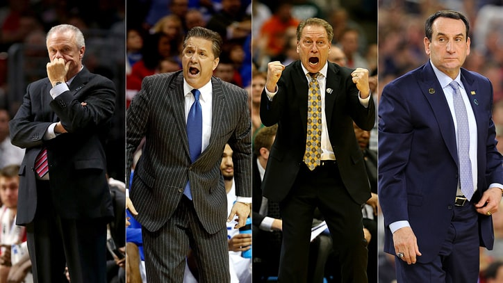 The Final Four: Meet the Mount Rushmore of Coaches